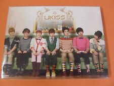 U-KISS - Bran New Kiss (5th Mini Album) KOREA CD (Sealed) UKISS K-POP