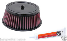 KN AIR FILTER (SU-4000) FOR SUZUKI DRZ400, E, S, SM 2000 - 2016