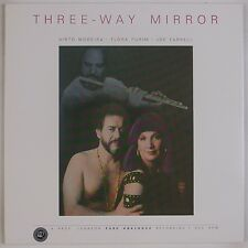 THREE WAY MIRROR: Flora Purim, Joe Farrell AUDIOPHILE Reference Recordings LP NM