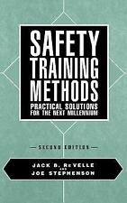 Safety Training Methods: Practical Solutions for the Next Millennium-ExLibrary