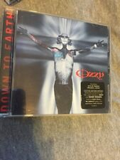 CK- Down to Earth by Ozzy Osbourne (CD, Oct-2001, Sony Music Distribution (USA))