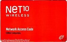 UNLIMITED VERIZON WIRELES SERVICE NOW $35 MO. BY NET10 (read description below)