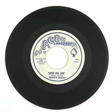 SCOTTY McKAY Little Liza Jane/ Let The Good Time..7IN 1960 ROCKABILLY VG+/VG++