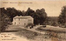 CPA Conquet - Maison du Garde - Rigole de la Montagne Noire (252841)