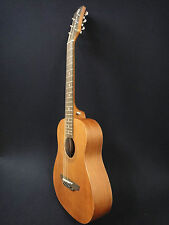 Traveler Series Mahogany 3/4 Acoustic Guitar Natural + Free gig bag | SAF MAH GC