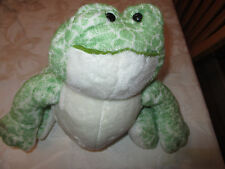 "Ganz Webkinz Spotted Frog Plush-7"" tall-no code"