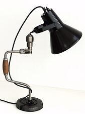 Schreibtischlampe – alter Handbohrer