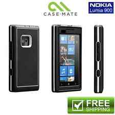 Case-Mate PHANTOM Protective Case Cover NOKIA LUMIA 900(NEW)Black White FreeSHIP