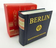 Minibuch: Berlin Hauptstadt der DDR Offizin Andersen Nexö bu0829