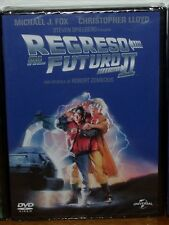 REGRESO AL FUTURO II-BACK TO THE FUTURE II-DVD-PRECINTADO-NUEVO-NEW-SEALED-