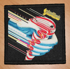 "JUDAS PRIEST ""TURBO"" silk screen PATCH"