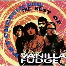 VANILLA FUDGE - PSYCHEDELIC SUNDAY-BEST OF  CD NEU