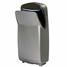 ELECTRIC HAND DRYER HIGH SPEED AIR EXECUTIVE BLADE HANDS IN DRYERS - REFURBISHED