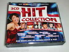 RTL CLUB HIT COLLECTION 3 CD´S  BIG-BOX MIT RICKY MARTIN / EUROPE / BOSTON /
