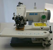 Home Blindstitch Sewing Machine Rex518 Portable Compact Art & Craft DYI Hemming