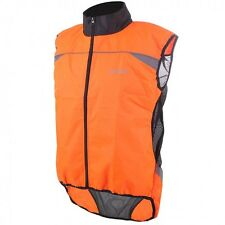 PROVIZ MENS HI VIZ VEST/GILET ORANGE MEDIUM RRP £32.99