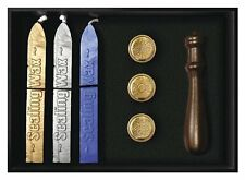 Spiritual Deluxe Sealing Wax Set Wiccan Pagan Stationery