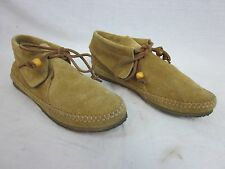 Clarks Originals Suede Shoes in Maple - moccasin natural crepe sole Women 8M