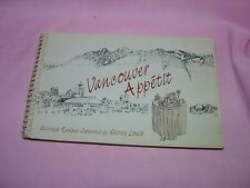 TRAIL BRITISH COLUMBIA CANADA *Vancouver Appetit* CANADIAN RECIPES
