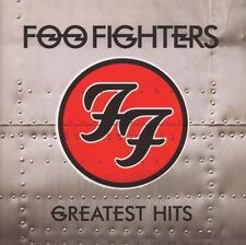 "FOO FIGHTERS ""GREATEST HITS"" CD 16 TRACKS NEU"