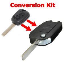 Carcasa Llave Conversor Llave Mando Remote Key Para Peugeot 407 607 307 308 405