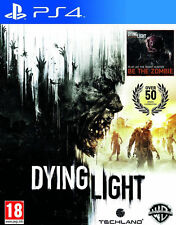 PS4 Dying Light: Be The Zombie Edition - New & Sealed PAL EU