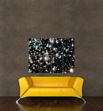 POSTER PRINT PHOTO COMPOSITION SPACE STAR CLUSTERS HUBBLE TELESCOPE SEB742