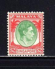 Item No. A1066 – Singapore - Scott # 19 – MH
