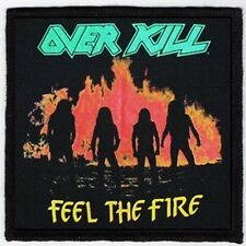 OVERKILL PATCH / SPEED-THRASH-BLACK-DEATH METAL