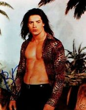 BRENDAN FRASER.. Hot Bare Chested Hunk (Gay Int.) SIGNED