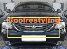 For 01 02 03 04 Chrysler TOWN & COUNTRY Billet Grille Grill 1pc upper insert
