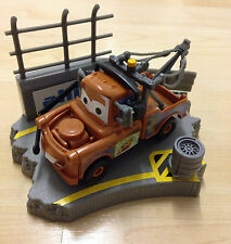 "CARS 2 MOVIE "" MATER "" MINI KIT KLIP KITZ MODEL ALREADY MADE 13cm Long"
