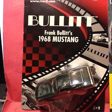 Racing Champions Bullitt MOVIE  '68 Ford Mustang 1:64  Steve McQueen,free n USA