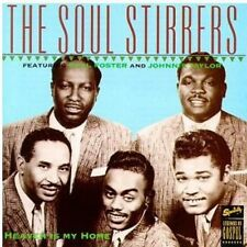 The Soul Stirrers - Heaven Is My Home [New CD]