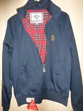 ***NEW*** Men's HENLEY Blue Harrington Jacket Size 2