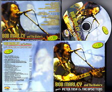 BOB MARLEY and The Wailers - vol. 1 guests PETER TOSH & Upsetters CD Very RARE