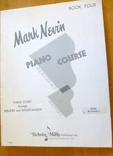 Sale  Vintage   6 Different Books   learning  to  play Piano -B Set #3