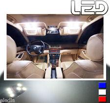 PACK 10 Ampoules LED Blanc BMW E39 série 5 plafonnier Pare soleil Miroir
