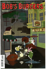 BOB'S BURGERS #1, NM, Variant, 2015, Tina Belcher, 1st, more in store