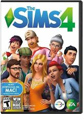The Sims 4 PC or MAC Brand New Sealed FREE 1-DAY SHIPPING!!