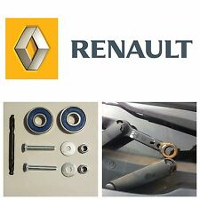 DIY  Renault Scenic II & Grand Scenic 2 Driver Wiper Arm Repair Set with manual