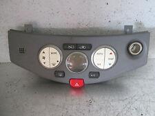 Nissan Micra K12 Klimabedienteil Bj 2005 Valeo 27500AX701
