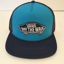 Vans Classic Patch Trucker (Glacier/Blue Print ) Hat