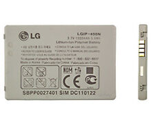 New OEM LG GT540 GW620 US740 Axis Optimus GENUINE LGIP-400N SBPP00227401 BATTERY