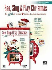 See, Sing & Play Christmas: The Easiest Way to Learn 7 Essential Christmas Songs