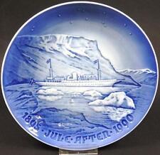 """Weihnachststeller BING & GRÖNDAHL, """"the royal yacht Dannebrog, 1895-1990 (mz10)"""