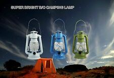 (6) Battery Operated Super Bright LED Light Camping and Garden Decor Lanterns