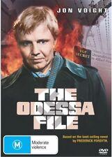 THE ODESSA FILE Jon Voight DVD R4 - New