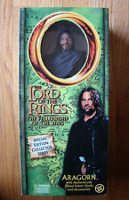 Lord of the Rings Action Figure Aragorn Doll by Toy Biz - NIB 52143