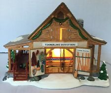 Dept Department 56 The Original Snow Village Timberlake Outfitters 56.55054